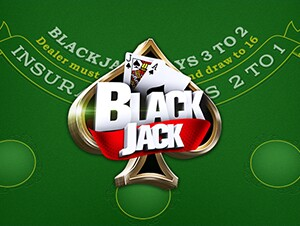 Blackjack (single hand)